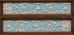 Pair of Wedgwood Light Blue Jasper Plaques