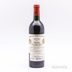 Chateau Cheval Blanc 1978, 1 bottle