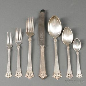 Magnus Aase Partial Flatware Service for Eight