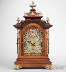 German Westminster Chime Library Clock