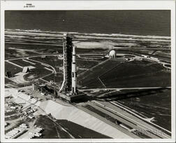 Apollo 11, Pre-Launch, Ten Photographs and Diagrams.
