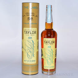 Colonel EH Taylor Four Grain, 1 750ml bottle