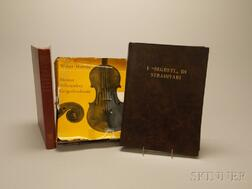 Three Books on Violin-related Subjects