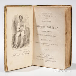 Twelve Years a Slave. Narrative of Solomon Northup, A Citizen of New-York, Kidnapped in Washington City in 1841, and Rescued in 1853, F