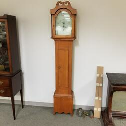 Riley Whiting Pine Tall Clock