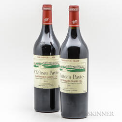 Chateau Pavie 2003, 2 bottles