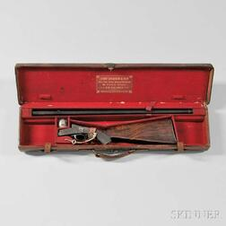John Dickson & Son Rook Rifle with Maker's Case