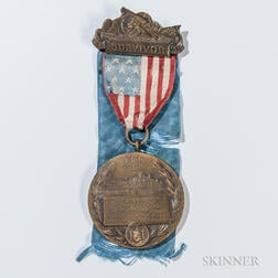 New York Andersonville Survivor's Medal