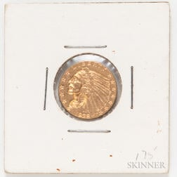 1928 $2.50 Indian Head Quarter Eagle Gold Coin