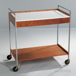 George Nelson Tea Cart