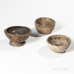 The Small Burl Bowls