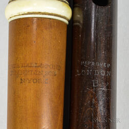 Three Recorders and Four Flutes