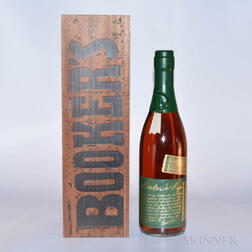 Bookers Rye 13 Years Old, 1 750ml bottle
