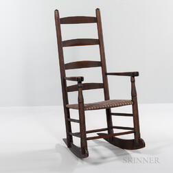 Shaker Rocking Armchair
