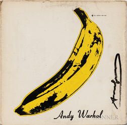 Andy Warhol, Producer (American, 1928-1987)      The Velvet Underground and Nico