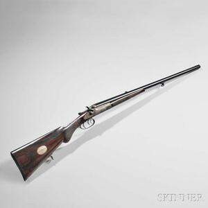 J.P. Sauer & Son Stocking Rifle Owned by Ernst II, the Duke of Saxe-Coburg and Gotha