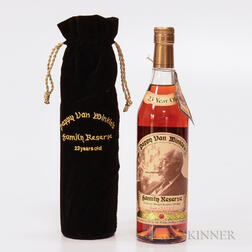 Pappy Van Winkles Family Reserve 23 Years Old, 1 750ml bottle