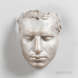 Italian Death or Funeral Mask