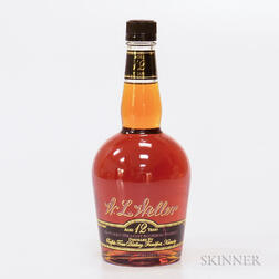 W.L. Weller 12 Years Old, 1 750ml bottle