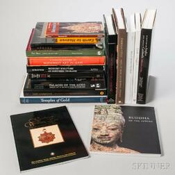Seventeen Books on Indo-Chinese Art