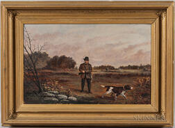 Harry Smith (American, 19th/20th Century)       Autumn Hunting Scene