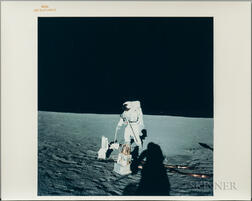 Apollo 12, Three Photographs, November 19, 1969.