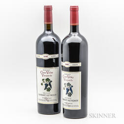 Andersons Conn Valley Vineyards Estate Reserve Cabernet Sauvignon, 2 magnums