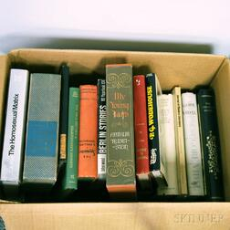 Large Group of Miscellaneous Books