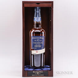 Heaven Hill 27 Years Old, 1 750ml bottle (pc)