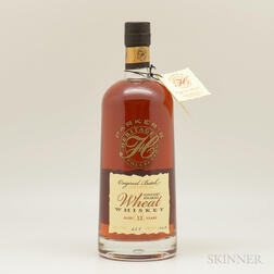 Parker's Heritage Collection Wheat Whiskey 13 Years Old, 1 750ml bottle