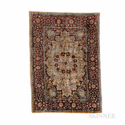 Silk Hereke Mat