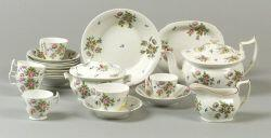 New Hall Bone China Tea Service