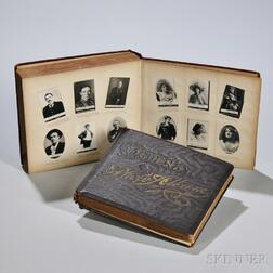 Ogden's New Century Photo Albums, Two Volumes.