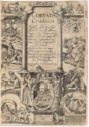Coryate, Thomas (1577-1617) Coryats Crudities; Hastily Gobled up in Five Moneths Trauells.
