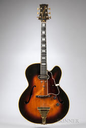 Stromberg G-1 Archtop Guitar, c. 1945