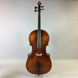 Full Size Student Violoncello, Christopher, 2009