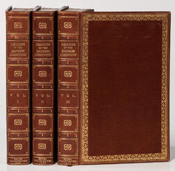 Memoirs of the Empress Josephine, with Anecdotes of the Courts of Navarre and Malmaison  , Extra-Illustrated Set.