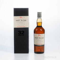 Port Ellen 32 Years Old 1979, 1 750ml bottle (oc)