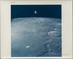 Apollo 12, Lunar Module Descent, November 19, 1969.