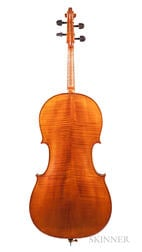French Violoncello, Jerome Thibouville-Lamy