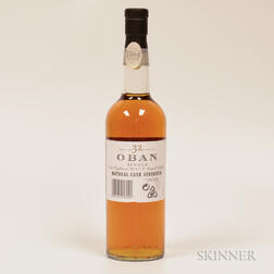 Oban 32 Years Old 1969, 1 750ml bottle
