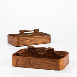 Two Cutlery Boxes