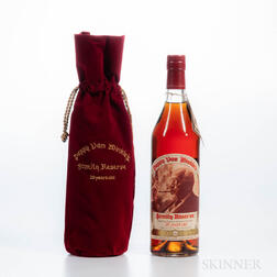 Pappy Van Winkles Family Reserve 20 Years Old, 1 750ml bottle