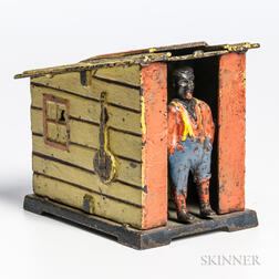 Cast Iron Mechanical Cabin Bank