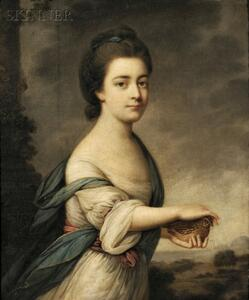 Francis Cotes (British, 1726-1770)      Emma Vernon, 1st Marchioness of Exeter