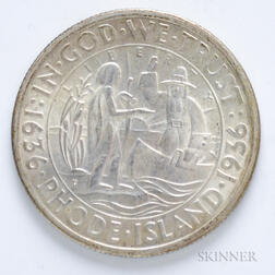 1936-D Rhode Island Commemorative Half Dollar