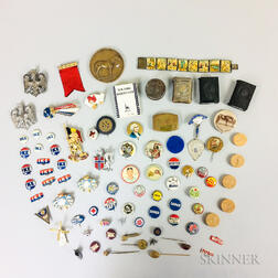 Group of Commemorative Pins