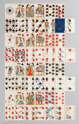 Harlequin Transformation Deck of Cards