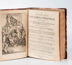 A New General Collection of Voyages and Travels.