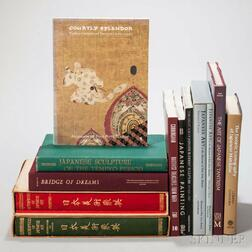 Eleven Books on Japanese Art and Architecture